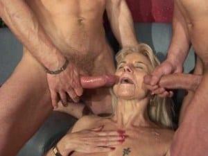 Mamie est très ouverte...